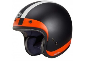 Helm Jet Arai Freeway Classic Halo Orange