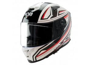 Integral Helm Nos NS10 Fastback Weiß