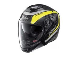 Crossover Helm X-Lite X-403 GT Ultra Carbon Meridian 9 Glänzend