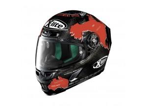 Integral Helm X-Lite X-803 Ultra Carbon 19 Carlos Checa