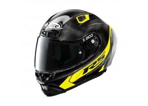 Integral Helm X-Lite X-803 RS Ultra Carbon HOT LAP 16 Schwarz