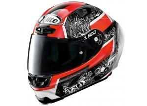 Integral Helm X-Lite X-803 RS Ultra Carbon REPLICA 21 D. Petrucci