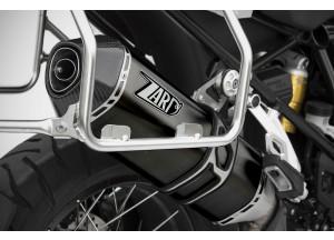 ZBMW522CSO - Auspufftopf Zard PENTA-R Kohlenstoff BMW R 1200 GS (13-18)
