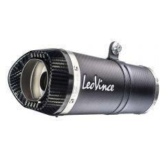 14289E - Silencieux LeoVince LV ONE EVO Carbone TRIUMPH  STREET TRIPLE 765