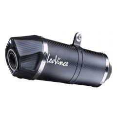 14315E - Exhaust Muffler LeoVince LV ONE EVO Carbon HONDA CB 500 F/X (19-20)