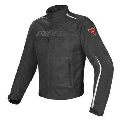 Jacket Dainese D-Dry  Hydra Flux  Waterproof Perforated Black / White