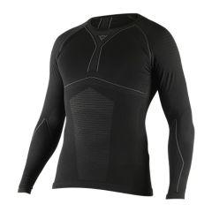 Camiseta térmico Moto Dainese D-Core Tee LS Negro / Antracita