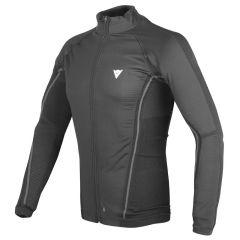 Camiseta Moto Dainese D-Core No-Wind Thermo Tee Ls Negro/Antracita