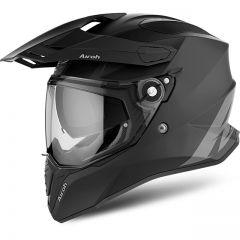 Helmet Full-Face On-Off Airoh Commander Color Black Matt