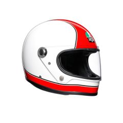 Integral Helm Agv Legends X3000 Super Rot Weiß