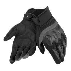 Guantes de Moto Dainese Air Frame Unisex Negro/Negro