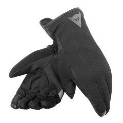 Guantes de Moto Dainese Urban Unisex  D-dry Negro/Negro