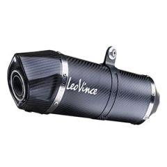 14305E - Exhaust Muffler LeoVince LV ONE EVO Carbon KAWASAKI VERSYS 1000 (19-20)
