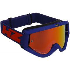 Gafas de Protección Off-Road HZ STORM Matte Azul OTG Compatible