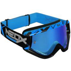 Gafas de Protección Off-Road HZ NEOX XX2  Azul OTG Compatible