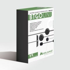 Intercom Single Midland BTGO UNI