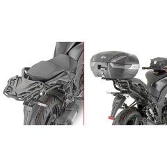 4130FZ - Givi Topcase Träger für MONOKEY MONOLOCK Koffer Kawasaki Ninja 1000 SX