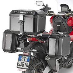 PL1156 - Givi Specific pannier MONOKEY® or RETRO FIT side-cases HONDA X-ADV 750