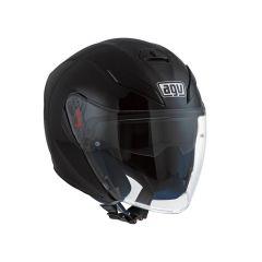 Helm Jet Agv K-5 Matt Schwarz