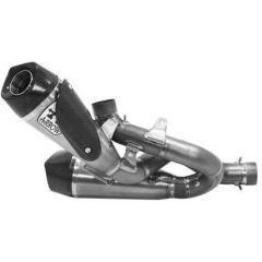 71154PK - Exhaust Mufflers Arrow Works Titanium Ducati Panigale V4 (18-20)
