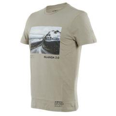 T-Shirt Adventure Dream Dainese Goat/Negro