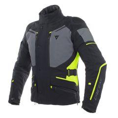 Jacket Dainese Carve Master 2 Gore-Tex  Waterproof Black/Ebony/Fluo-Yellow
