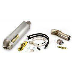 Kit Exhaust Arrow Muffler PO + Mid Pipe Honda CBF 1000 - CBF 1000 ST 10/13