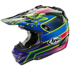 Casco Arai off-road Motocross MX-V Barcia Frog
