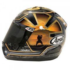 Helmet Full-Face Arai Rx-7 V Replica Pedrosa Gold Spirit