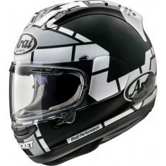 Helmet Full-Face Arai Rx-7 V Replica Maverick Vinales 12