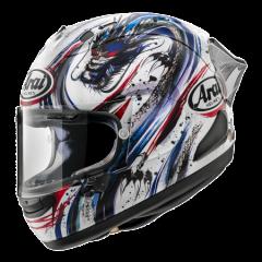 Helmet Full-Face Arai Rx-7V Racing Kiyonari Trico