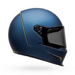 Helmet Full-Face Bell Eliminator VANISH Matt Blue Yellow