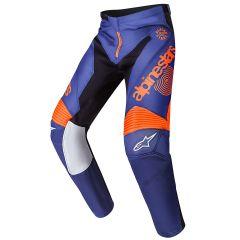 Pantalon Alpinestars RADAR 7 Bleu/Orange