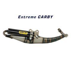 33507EK - MUFFLER ARROW EXTREME SILENCER CARBON PIAGGIO NRG MC2 50