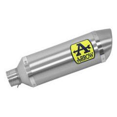 71900AO - Exhaust Muffler Arrow Thunder Aluminum YAMAHA MTX 850 Niken (18-19)