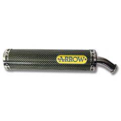 51093SU - SILENCER ARROW CARBON APRILIA RS 50 REPLICA 99-02/TUONO 50 '03