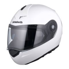 Casque Ouvrables Schuberth C3 PRO Blanc Poli