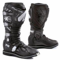 Botas Forma Off-Road Motocross MX Terrain TX Negro