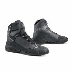 Boots Forma Urban Technical Leather Waterproof Edge Black