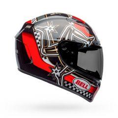 Helmet Full-Face Bell PROTINT Visor Qualifier DLX Mips ISLE OF MAN 2020 Gloss