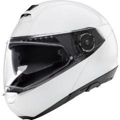 Integral Modularhelm Schuberth C4 Pro WOMEN Weiß Glänzend