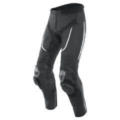 Leather Pants Dainese Alpha Black