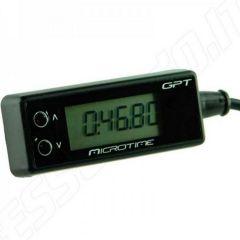 MT 2002 MINI - Cronómetro infrarrojo GPT monocanal, solo instrumento (Minimoto)