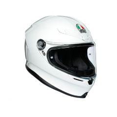 Helmet Full-Face Agv K6 White
