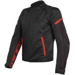 Jacket Dainese Bora Air Tex Black Red Fluo