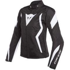 Jacket Dainese Edge Lady Tex Black White