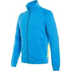 Dainese Full-Zip Sweatshirt Blue