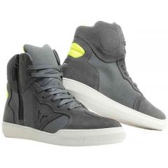 Chaussures Dainese Metropolis D-WP Anthracite Jaune