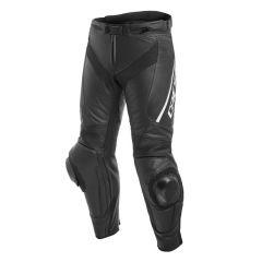 Pantalons Dainese Racing Delta 3 noir/noir/blanc