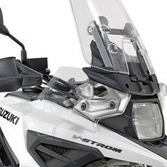 DF3117 - Givi Paire de déflecteurs protège-mains transparent Suzuki V-strom 1050